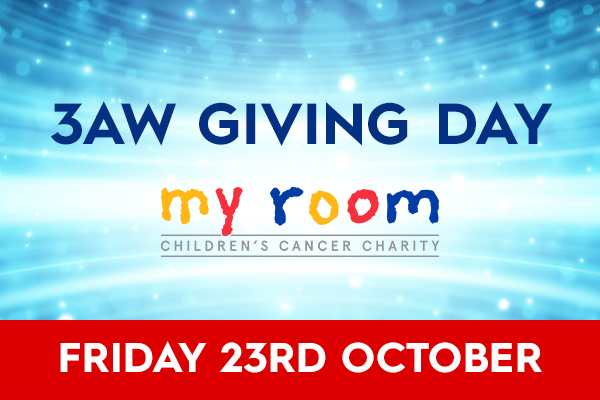 Article image for My Room Telethon: Help raise funds for children with cancer