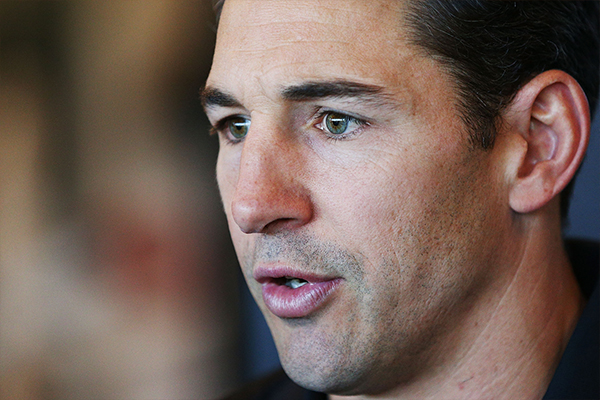 Article image for Why Billy Slater think Melbourne Storm can 'go one better' this year