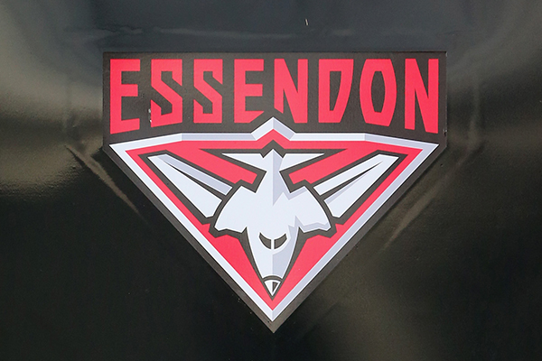 Article image for Essendon's footy boss says the club is feeling 'genuinely optimistic'