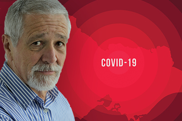 Article image for Neil Mitchell calls for an 'urgent' royal commission into Victoria's COVID-19 response