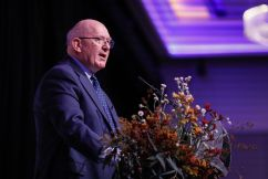 Sir Peter Cosgrove reflects on a uniquely 'public moment' as Governor-General