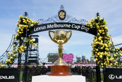 'In 60 years it's a good a ride as I've seen': Lloyd Williams reflects on Melbourne Cup number seven