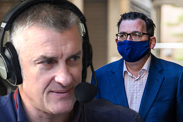Article image for 'Daniel Andrews, if you're listening…' | Tom Elliott's question for the Premier