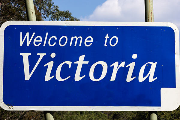 Article image for Victoria's health minister on what will force South Australian border closure