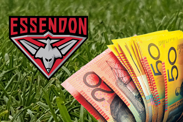 Article image for Bombers forced into embarrassing backdown over player pay