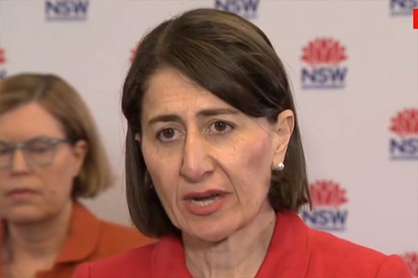 Article image for NSW Premier announces reopening date for Victoria-NSW border