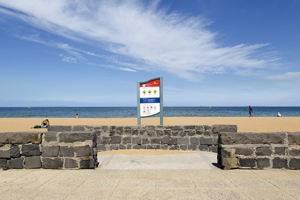 Article image for Victoria's top rating beaches this summer