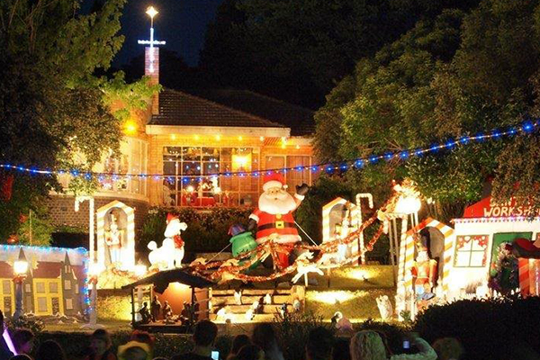 Article image for A much-loved Melbourne Christmas tradition has been cancelled