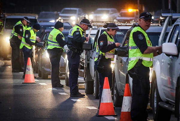 Article image for ADF refuse frontline support for Victoria Police on NSW border