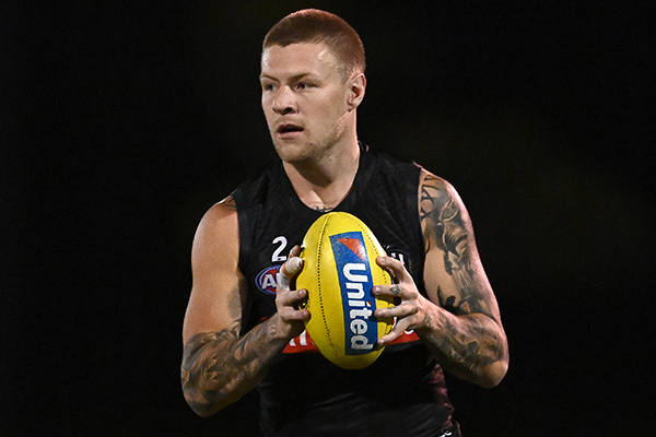 Article image for Collingwood announces four re-signings, including Jordan De Goey