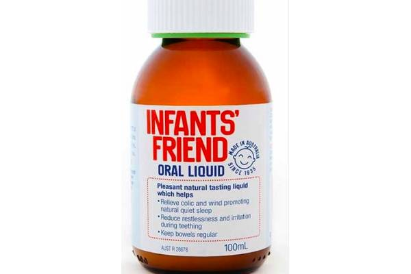 Article image for Well-known oral liquid used to relieve colic in babies recalled