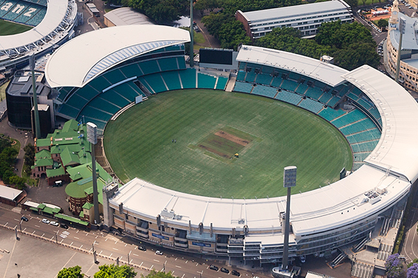 Article image for LATEST | NSW government cuts crowd sizes for SCG Test