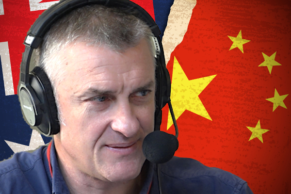 Article image for Tom Elliott says a key question needs answering when it comes to China