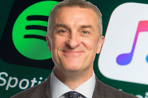 Article image for Tom Elliott reveals the five songs he has listened to most this year!