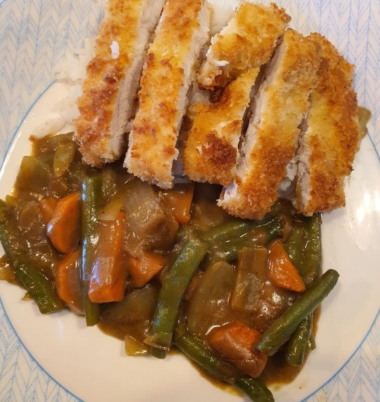 Article image for Dining with Den – Chicken Katsu & Curry Sauce