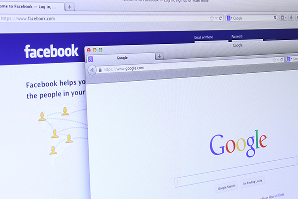 Article image for How the government is taking on Facebook and Google with 'world first' legislation