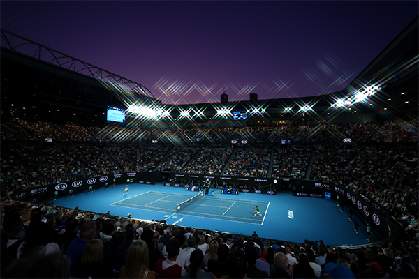 Article image for Australian Open start date confirmed