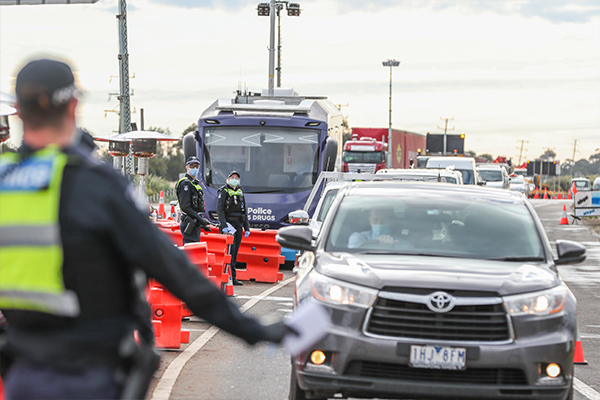 Article image for Why the ADF refused requests for troops to help at border checkpoints