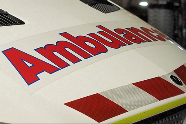 Article image for Why the ambulance union isn't shocked by 'ramping' issues
