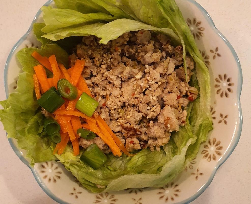Article image for Dining with Den – Spicy Larb