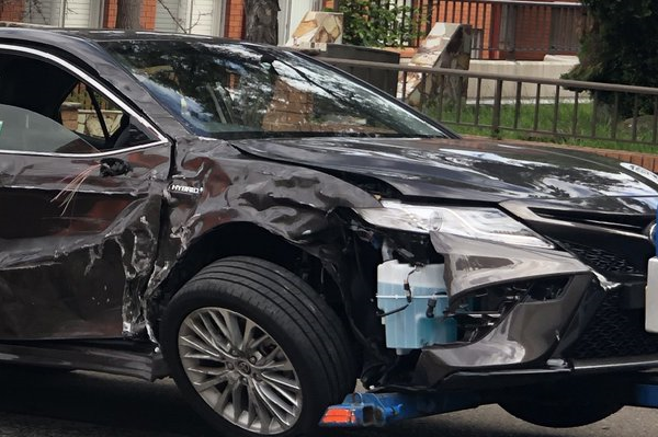 Article image for 'I thought that was it': Opposition Leader recounts terrifying car crash