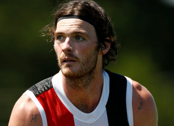 Article image for Saints defender to step away from footy