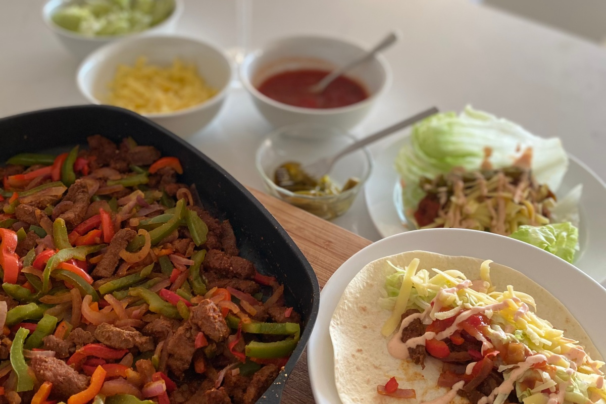 Article image for Geoff Maddern's recipe for the best fajitas you'll ever have