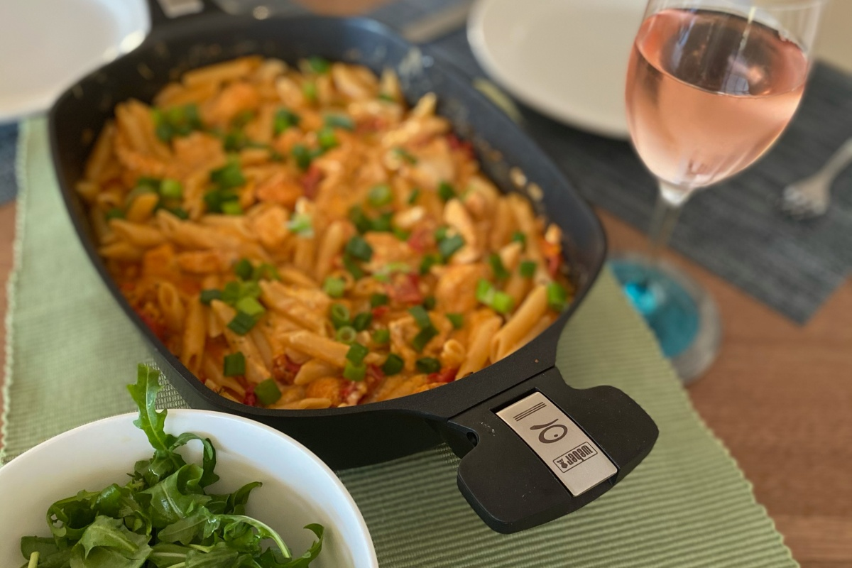 Article image for Geoff Maddern's Recipe for Cajun Chicken Penne