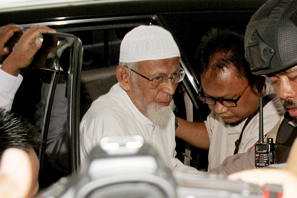 Article image for Alleged Bali bombing mastermind to be released from jail