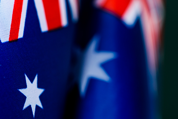 Article image for Australia will 'remain a colony' until it changes its flag