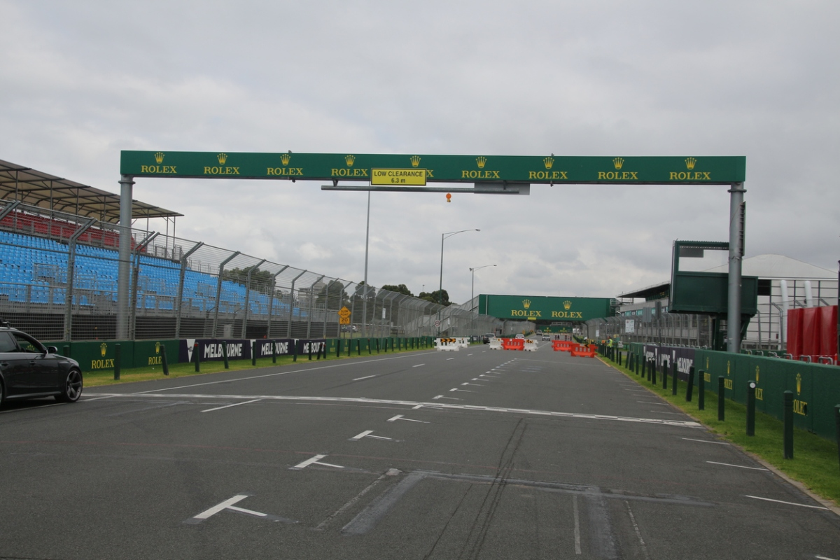 Article image for Question mark looms over the Australian Grand Prix
