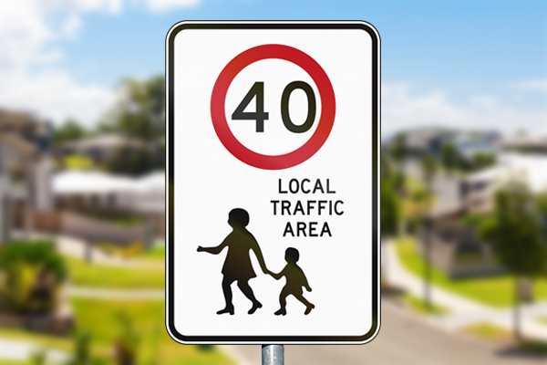 Article image for Bold push to slash speed limits on Victoria's residential streets