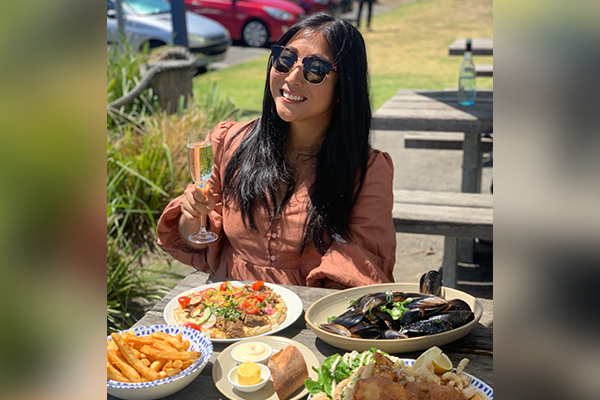 Article image for Mikkayla reviews: Pier St — 'a fantastic meal'