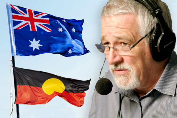 Article image for Neil Mitchell weighs in on push to sing Australian anthem in an Aboriginal language