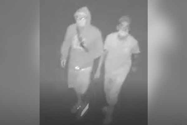 Article image for Police hunt for firebugs behind Preston garden fires