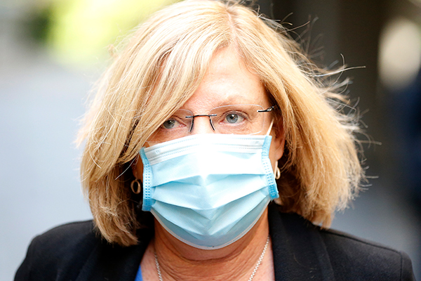 Article image for Hotel quarantine minister admits 'something has gone wrong'