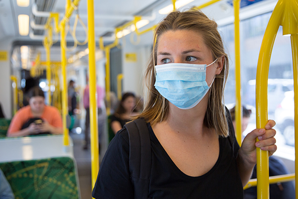 Article image for Why facemasks are here to stay, even once we're vaccinated