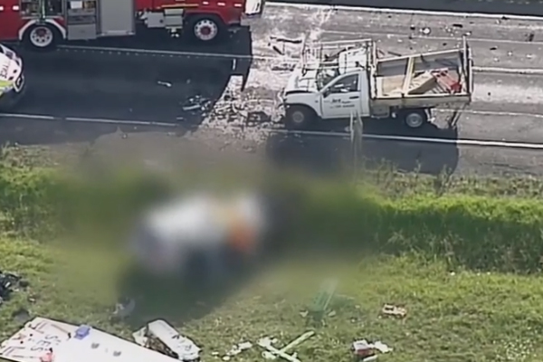 Article image for Pregnant mother killed in head-on smash at Pakenham South