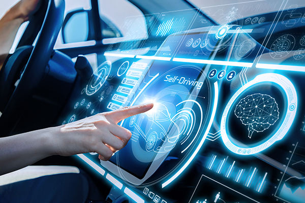 Article image for Excitement grows over latest road safety technology in cars