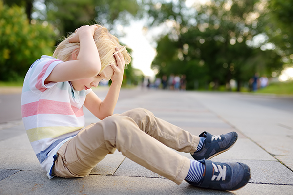 Article image for The advice for treating children's head injuries has changed