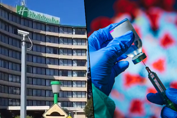 Article image for The 'direct link' between the COVID-19 vaccine overdoses and Victoria's hotel quarantine system