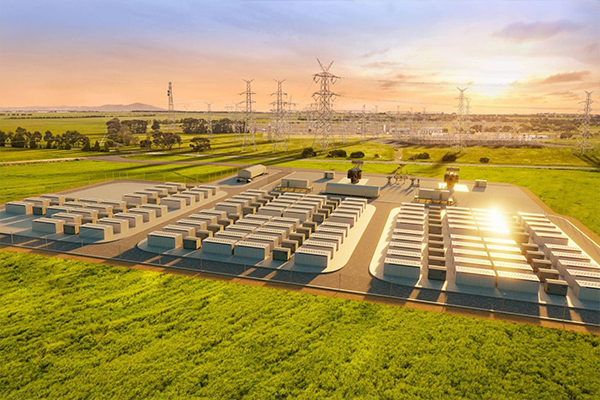 Article image for Victoria set to get one of the world's biggest lithium-ion batteries by the end of the year