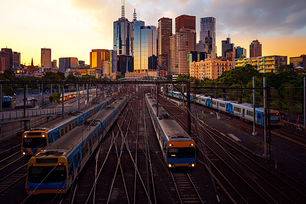 Article image for Why there's a push to re-use an old name for Melbourne's transport network