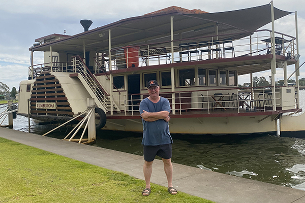 Article image for PHOTO GALLERY: Ross and Russel in Yarrawonga