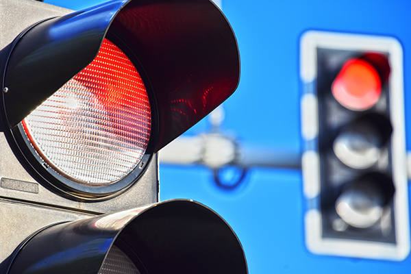 Article image for Why Neil Mitchell thinks this 'cruel' red light camera fine should be waived