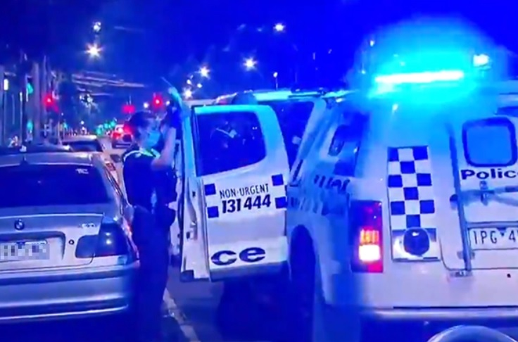 Article image for Police make eight arrests following CBD stabbing spree