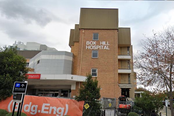 Article image for 'Cyber incident' wreaks havoc at hospitals in Melbourne's east