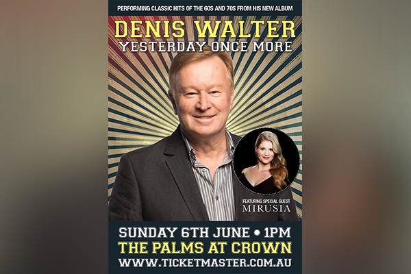Article image for Denis Walter: Yesterday Once More
