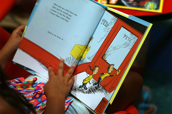 Article image for 'Hurtful and wrong' Dr Seuss books pulled from sale