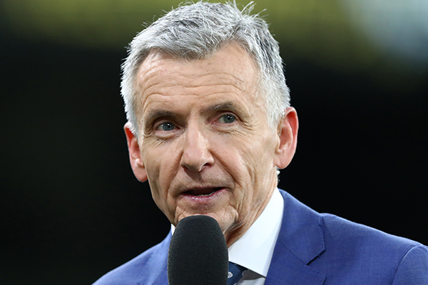 Article image for The top 10 moments from Bruce McAvaney's AFL calling career